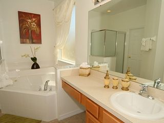 Master Bathroom - Emerald Island house vacation rental photo
