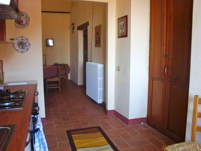 Paciano apartment rental - Aerial view of Paciano...The Award Winning European Town