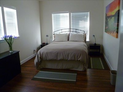 Santa Barbara condo rental - Master Bedroom