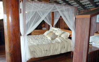 Soufriere house photo - Master Bedroom