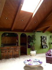 Beautiful wet bar in games room.Soaring 24 ft ceilings and skylights.! - Scottsdale house vacation rental photo