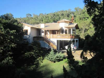 Cozy place with lovely home in Rancho Burnt Sierra Santa Catarina.