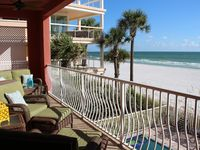 Luxury Beachfront Condo Directly On Gulf Of Mexico