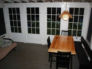 Eastham lodge photo - Sun Room