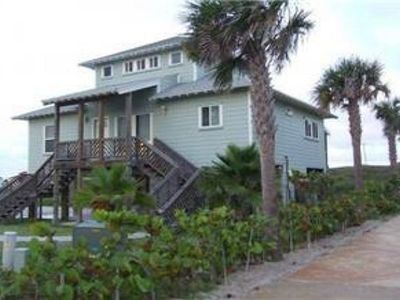 Fabulous beachfront home! 4 bedroom 3 bath home with ocean views!