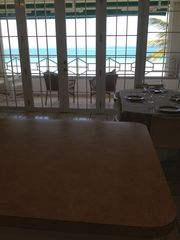 Luquillo condo photo - This is the spectacular view from the kitchen.