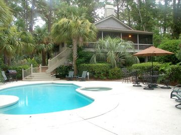 Sea Pines house rental