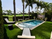 Heated Pool, Views of Boca Resort Golf Course, High End Furnishings