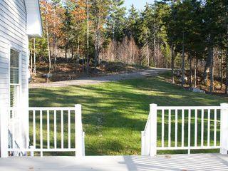 Boothbay Harbor house photo - Two Acre Lot With Privacy, Peace and Quiet