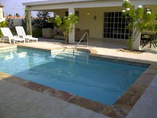 Aruba villa photo - Private Swimming Pool