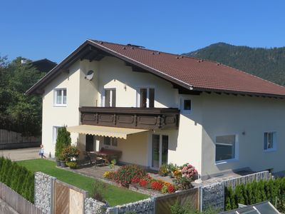 Family Apartment in Vils, 2 separate bedrooms, 2 bathrooms, kitchen and living room