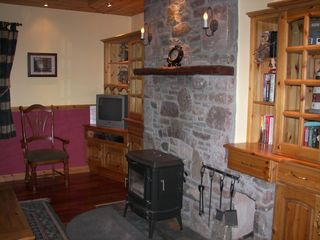 County Mayo house photo - Watch TV or a DVD, or select a book to read