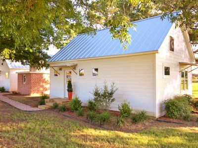 1 of 3 Modern Farmhouses on 10 Acres, 5 Minutes from Main St.