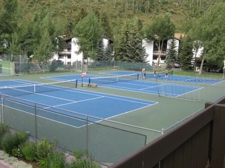 Vail townhome photo - Tennis Courts