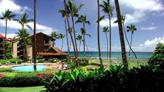 Kaanapali condo photo - Papakea's beautiful grounds