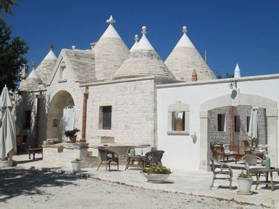 Trulli of Architect