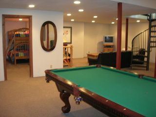 Durango house photo - Regulation Size Pool Table in 2nd Family Room
