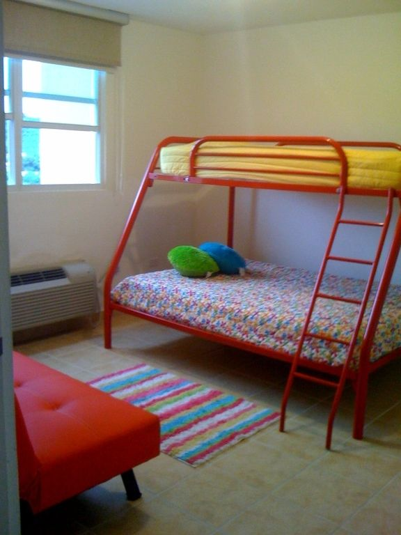 Third bedroom (kid's favorite)