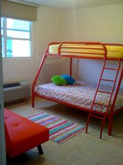 Fajardo apartment photo - Third bedroom (kid's favorite)