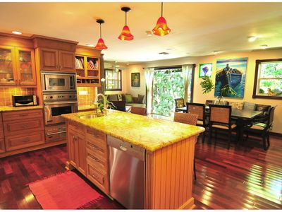Key West house rental - Kitchen and Dining