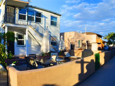 Mission Beach apartment rental