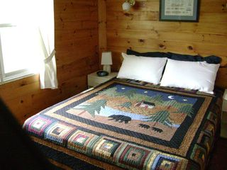 Mahone Bay property rental photo - Master Bedroom!