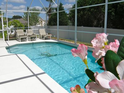Westridge villa rental - Totally private South facing pool