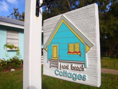 Welcome to Front Beach Cottages!