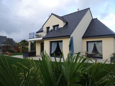 CONTEMPORARY HOUSE, SPACIOUS AND QUIET Penvins SARZEAU, 800 m FROM THE SEA