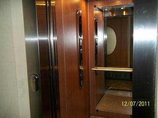 Sopot apartment photo - building elevator