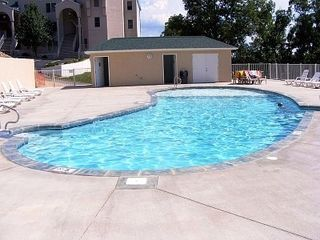 Lake Ozark condo photo - Upper pool!
