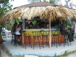 Long Island cottage photo - Max's conch bar. Best conch salad!