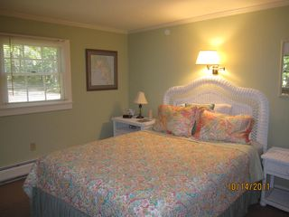 Wellfleet house photo - Queen bedroom #1