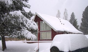 Pioneer Village chalet rental - Winter