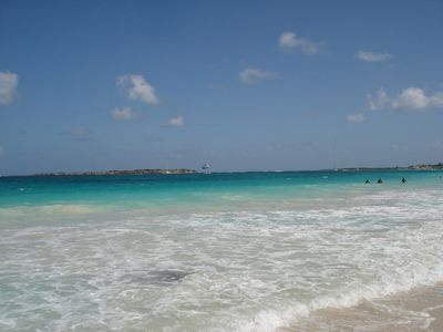 Orient Bay Beach