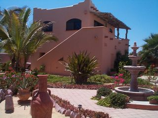 Todos Santos house photo - Exterior and Courtyard