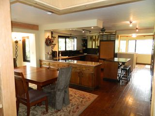 Lake Arrowhead cabin photo - kitchen