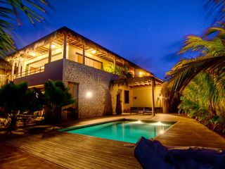 Bonaire villa photo