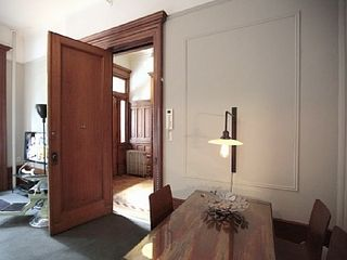 Parlor entry. - Harlem apartment vacation rental photo