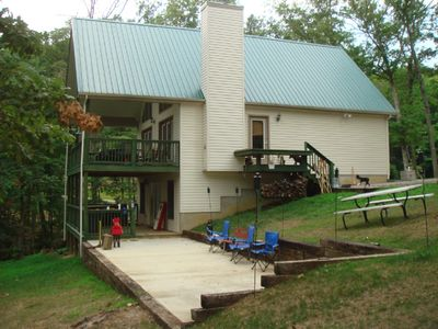 Nolin lake water front cabin near mammoth cave reviews for Mammoth lakes cabin rentals
