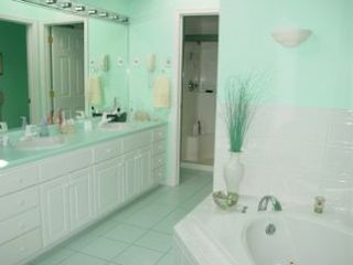 Moultonborough house photo - Master Bathroom
