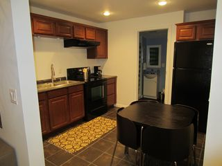 Wildwood Crest apartment photo - Kitchen with all new appliances