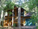 Ponderosa Lodge Summer - Pinetop cabin vacation rental photo