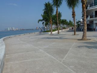 Nuevo Vallarta condo photo - The Newly renovated Boardwalk at downtown Puerto Vallarta.Great Shopping and Din
