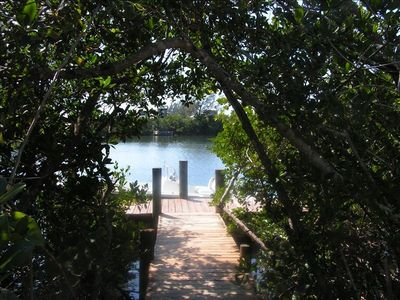 Cape Haze house rental - Welcome to Mangrove Bay