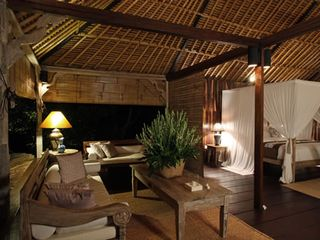 Peaceful and quiet at night - Ubud villa vacation rental photo