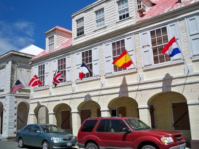 International Building Downtown Christiansted
