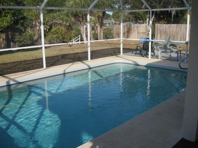 Heated Pool - up to 86 Degrees!