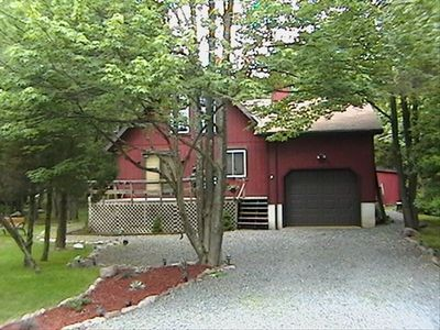 Towamensing Trails chalet rental - Pocono Getaway- Welcome to your retreat