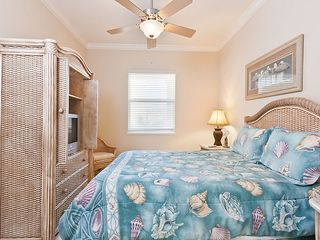 Palm Coast condo photo - Our guest room has wonderful Florida touches